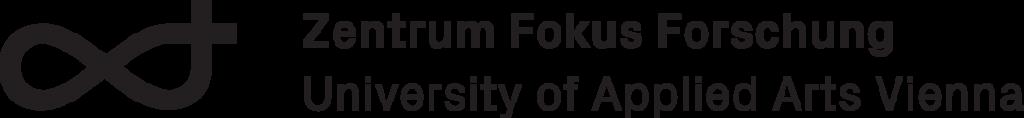 Logo Zentrum Fokus Forschung – Angewandte Wien